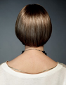 Attract Wig Sugared Walnut G38 from behind