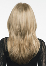 Birch wig by Natural Collection Back View