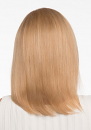 Dandlion Human Hair Wig : Back View: Natural Collection