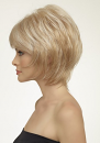 Clover Wig By Natural Collection: Side View