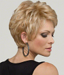 Dahlia Wig By Natural Collection: Side View
