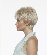 Ivy Wig By Natural Collection: Side View