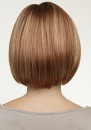 Marigold Wig By Natural Collection: Back View