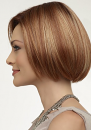 Marigold Wig By Natural Collection: Side View