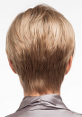 Saffron Wig By Natural Collection: Back View