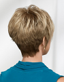 Back view of Finley Wig by Paula Young