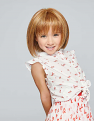 Pretty In Page Wig ,  Kidz by Hairdo