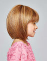 Pretty In Page Wig: Kidz by Hairdo SIde 2