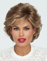 Tango Wig by Raquel Welch from the front