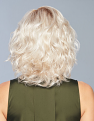 Curl Up Wig by Gabor in GL23-101SS Sunkissed Beige from the back