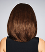 Beguile Human Hair Wig by Raquel Welch from the back