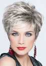 Emerald Wig by Joan Collins with tousled finish