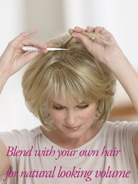 Enhance Hairpiece By Paula Young Ladies Womens Wigs