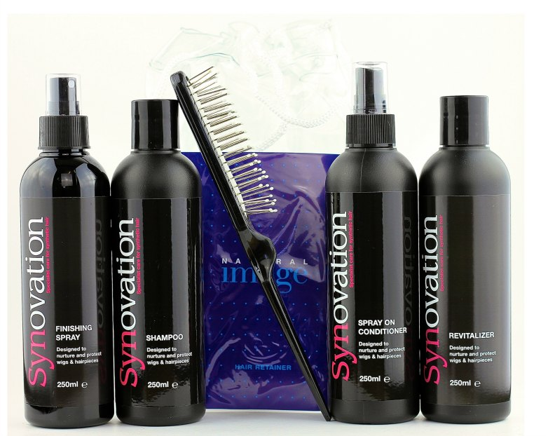 Deluxe Aftercare Kit for Wigs