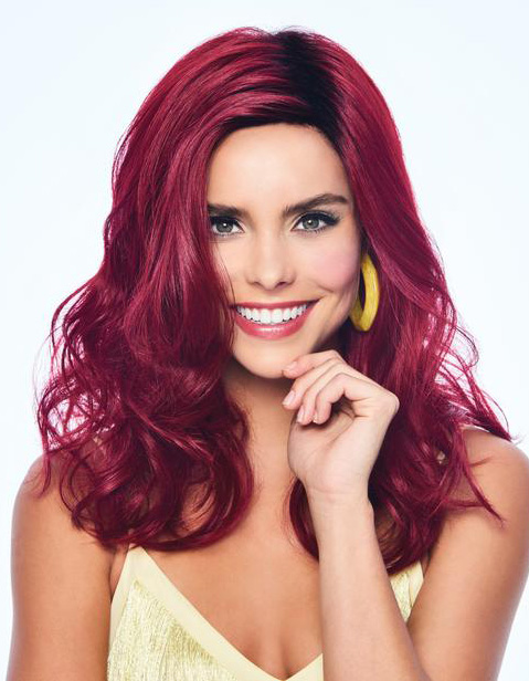 Poise & Berry Wig by Hairdo