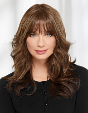 Long Curlable Topper Hair Piece by Paula Young