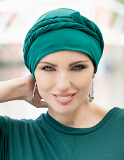 Asha Turban by Masumi Turban