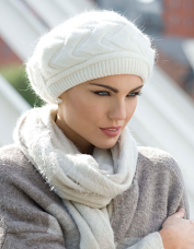 Cindy Knitted Hat by Masumi