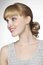 Dainty Clip In Hairpiece by Hothair
