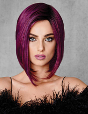 Midnight Berry Wig by Hairdo