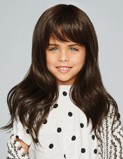 Pretty in Layers Children's Wig by Hairdo