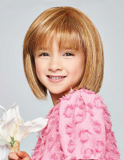 Pretty in Page Children's Wig by Hairdo