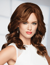 Knockout Human Hair Wig by Raquel Welch