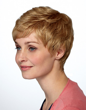 Short Cut Wig by Natural Image