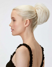 Sleek Mini Piece Clip in Hairpiece by Hothair