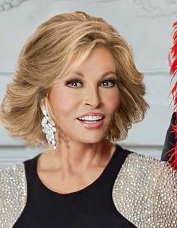 The Art of Chic Human Hair Wig by Raquel Welch