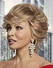 Hollywood & Divine Human Hair Wig by Raquel Welch