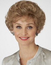 Janet Wig by Natural Image