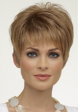 Pansy Wig By Natural Collection