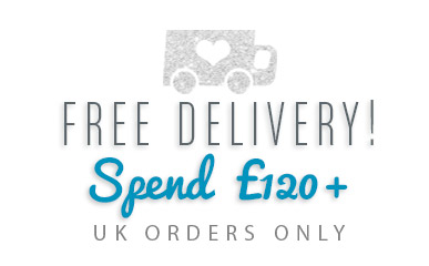 Free Delivery on all orders over £120