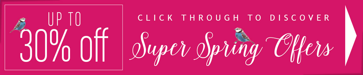 Super Spring Offers